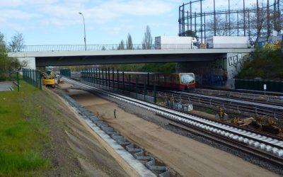 Wo ist der Bahnhof Kamenzer Damm?